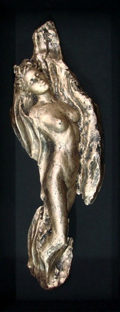Rapture Bronze Sculpture 2001 26 in