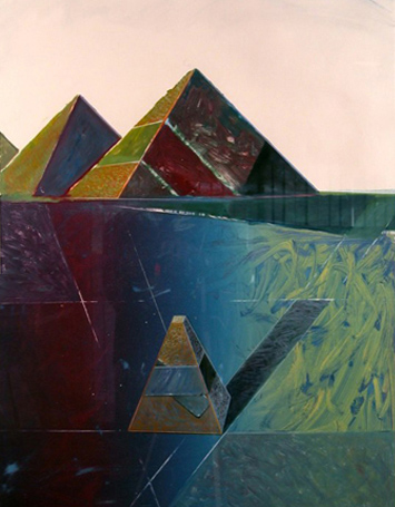 Rock Construction,  Masoud Yasami-Sharoakh Rezvani Collaboration 1980