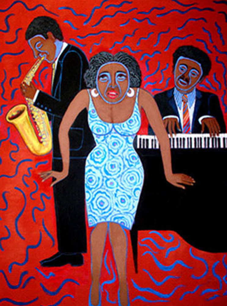 Mama Can Sing You Put the Devil in Me (From the Jazz Series) 2004