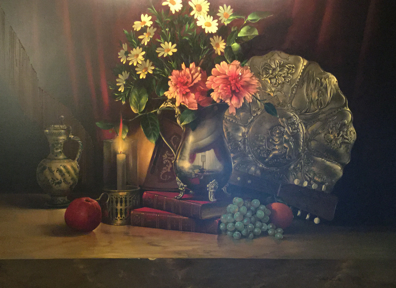 Untitled Still Life 1972 55x44