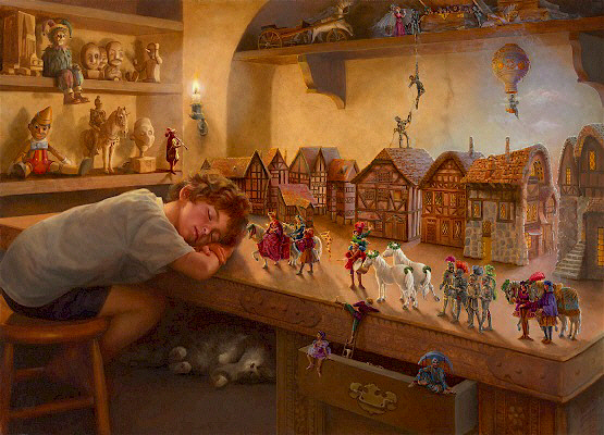 The Toymakers' Son 2003