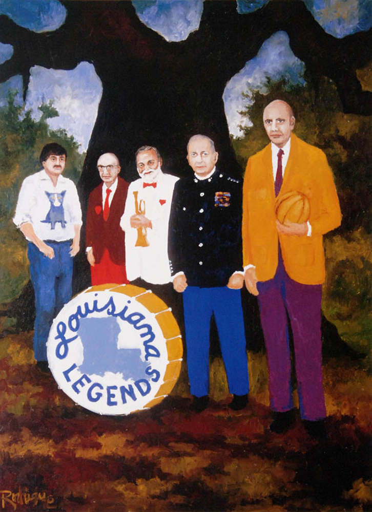 Louisiana Ledgends 1981