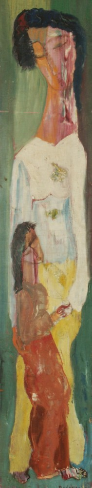 Woman And Child 1950   6x30