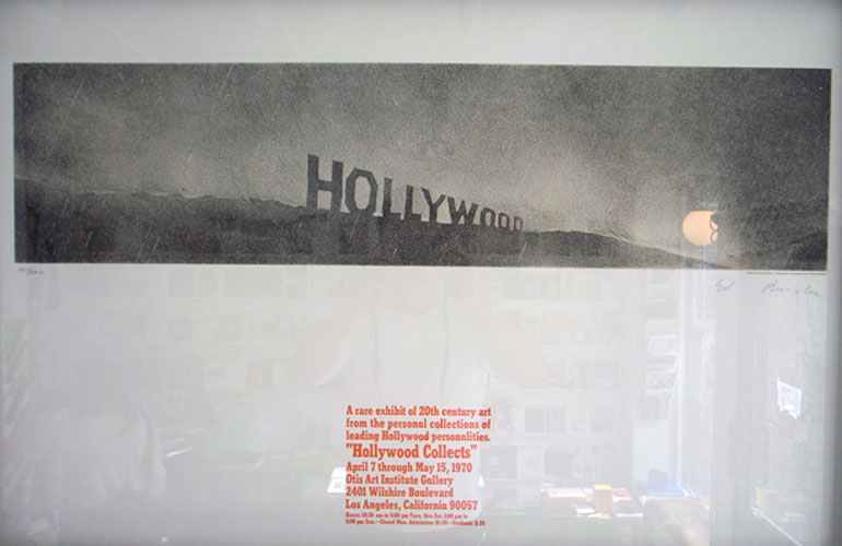 Hollywood in the Rain, Hollwood Collects