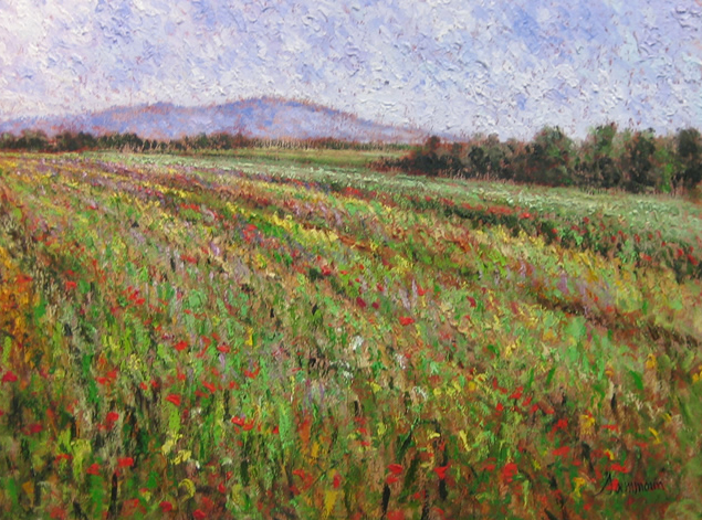 Field of Flowers 2001 36x44