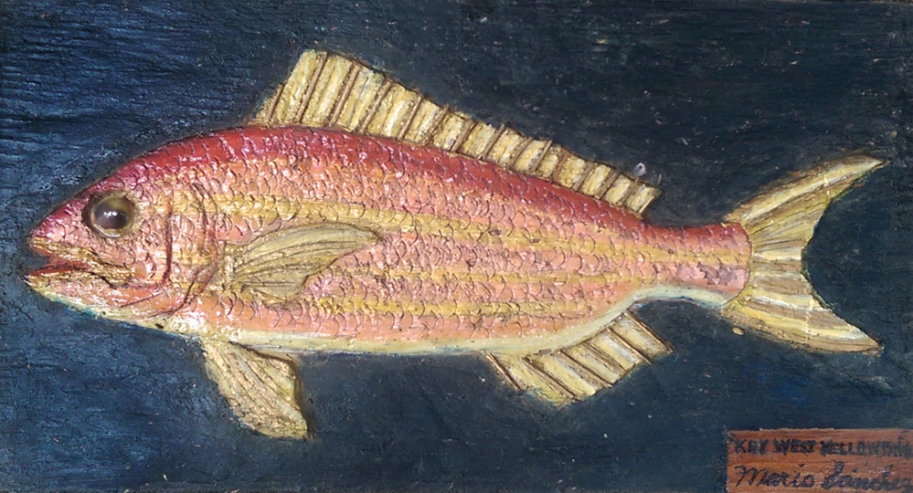 Key West Yellowtail 1986 8x15