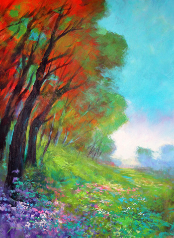 Untitiled Painting 38x36