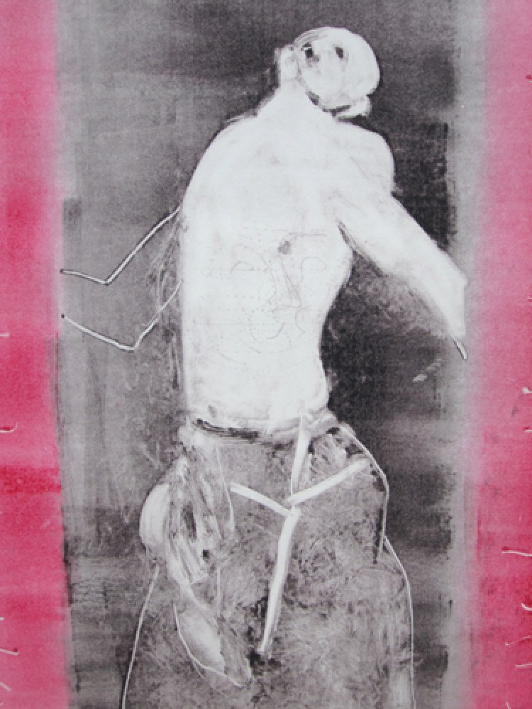 Martyr Series Monotype 1993 30x22