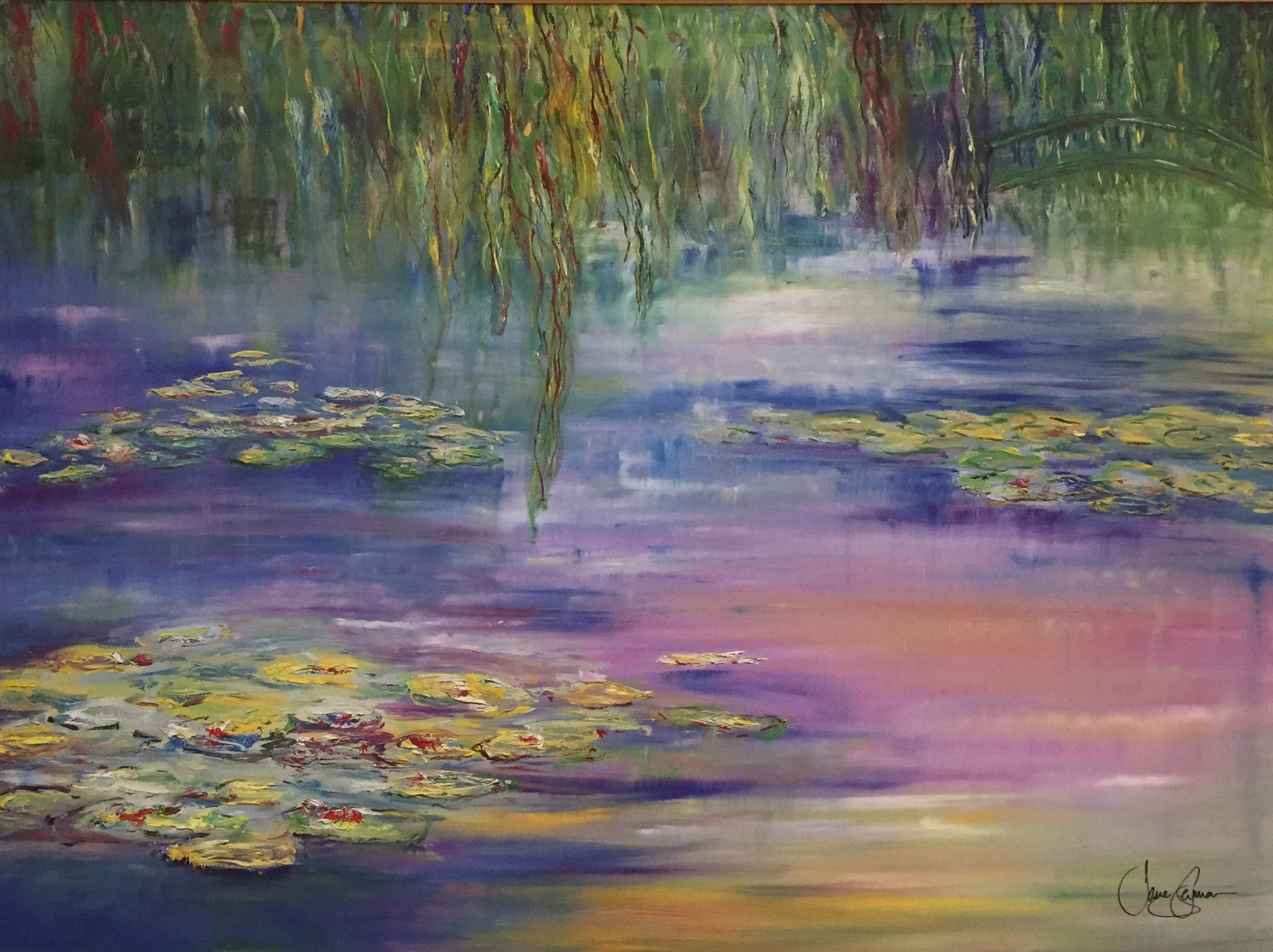 Dreams of Giverny 2003