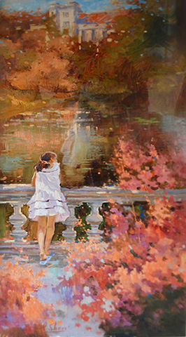 Warm Day 2012 by Irene Sheri