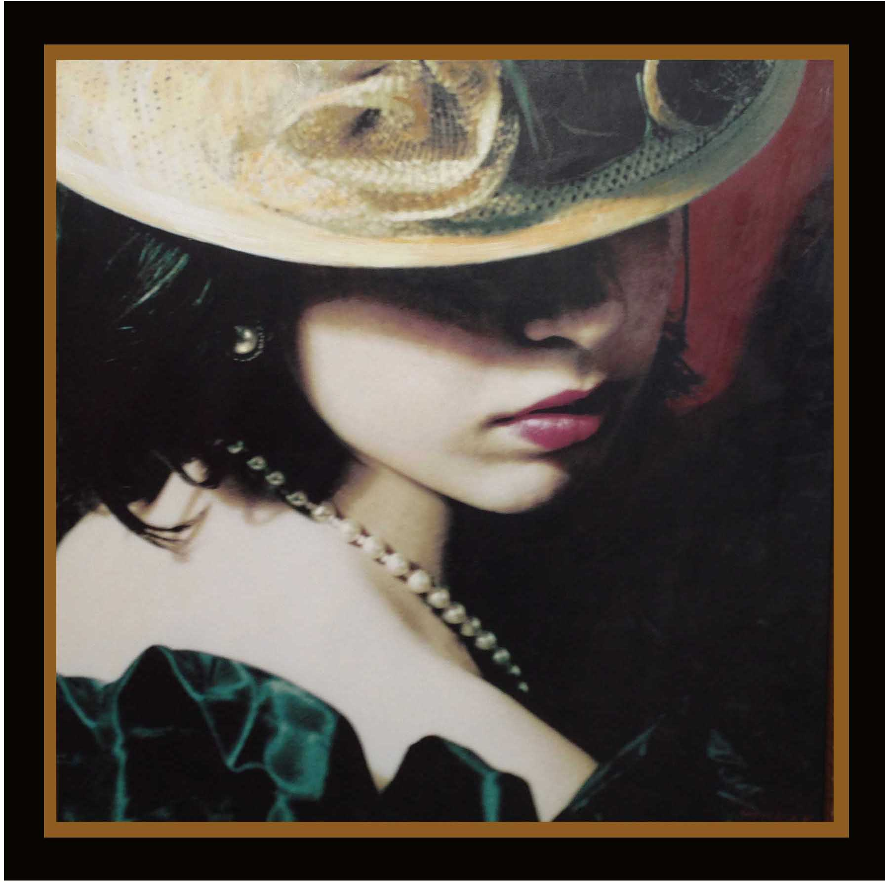 Lady With Chapeau