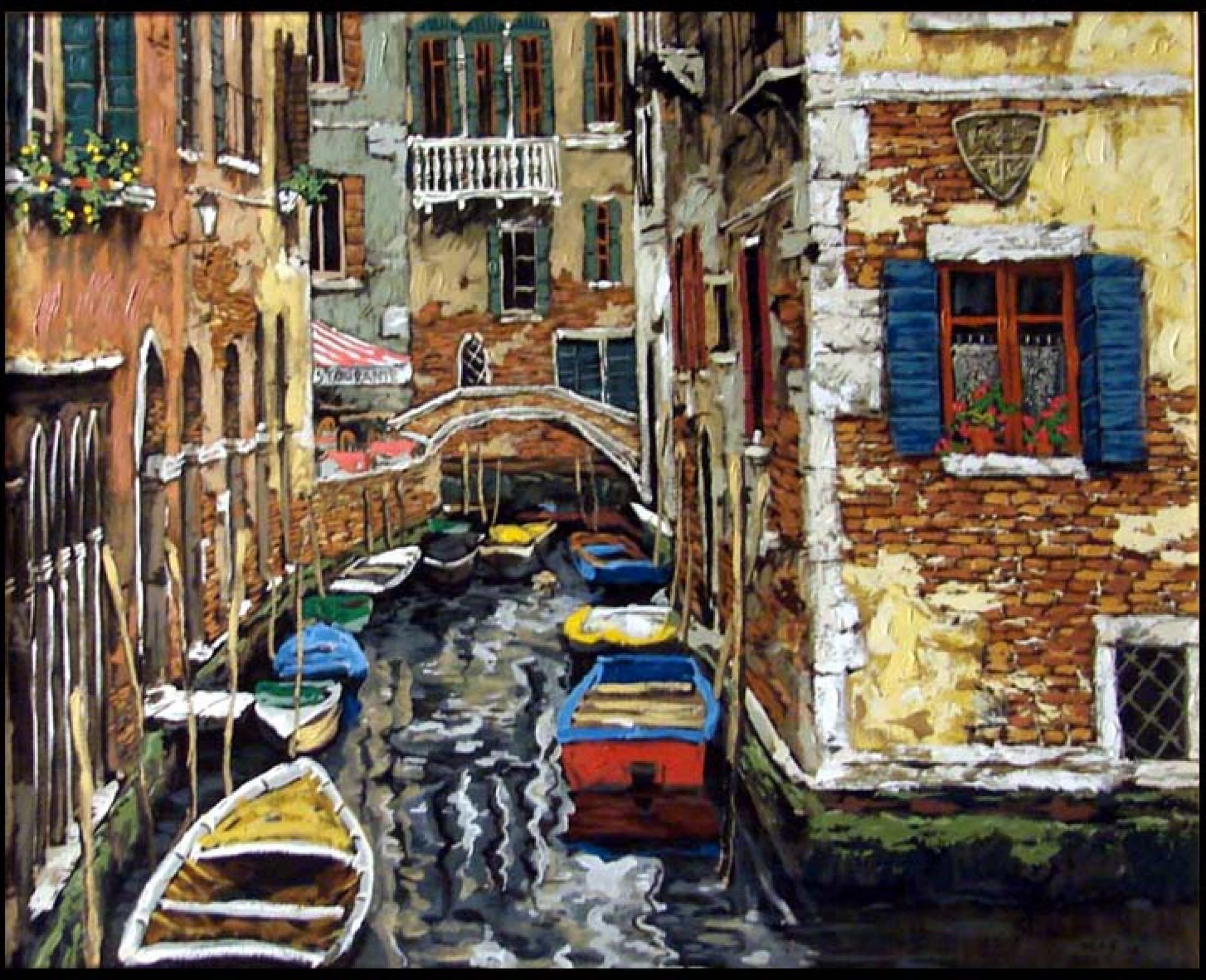 Venice Suite of 2 Prints 2000