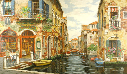 Dreams of Venice 2001 Embellished