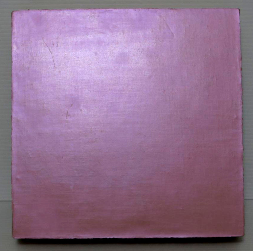 Interference Violet 1990 by David Simpson