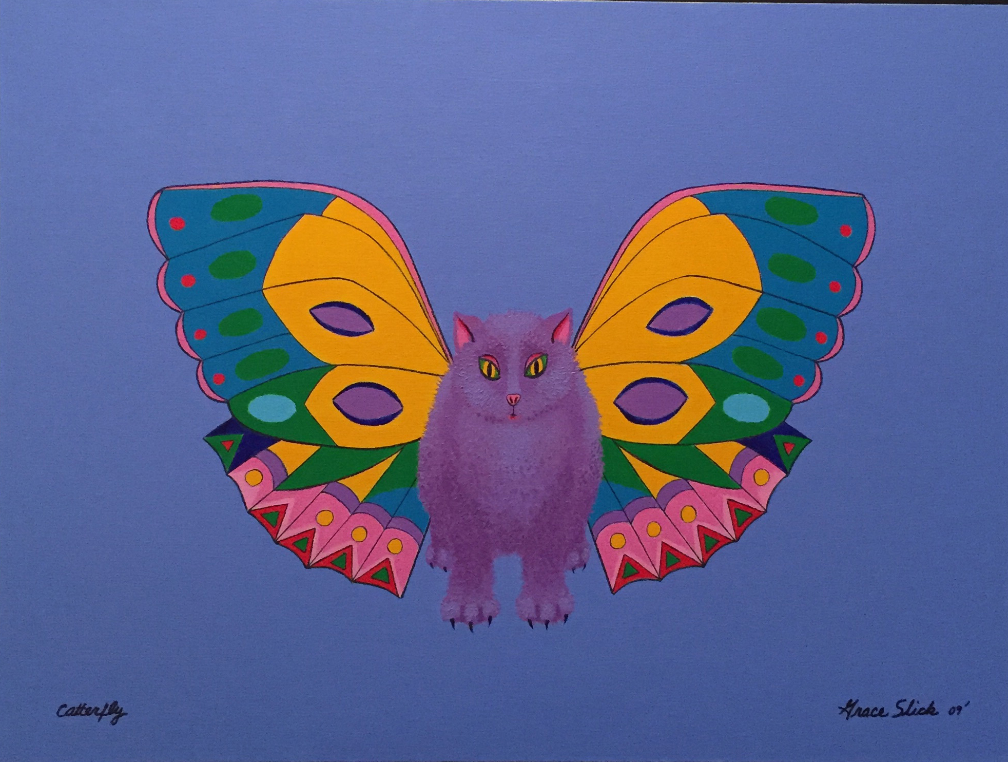 Catterfly 2009 18x24