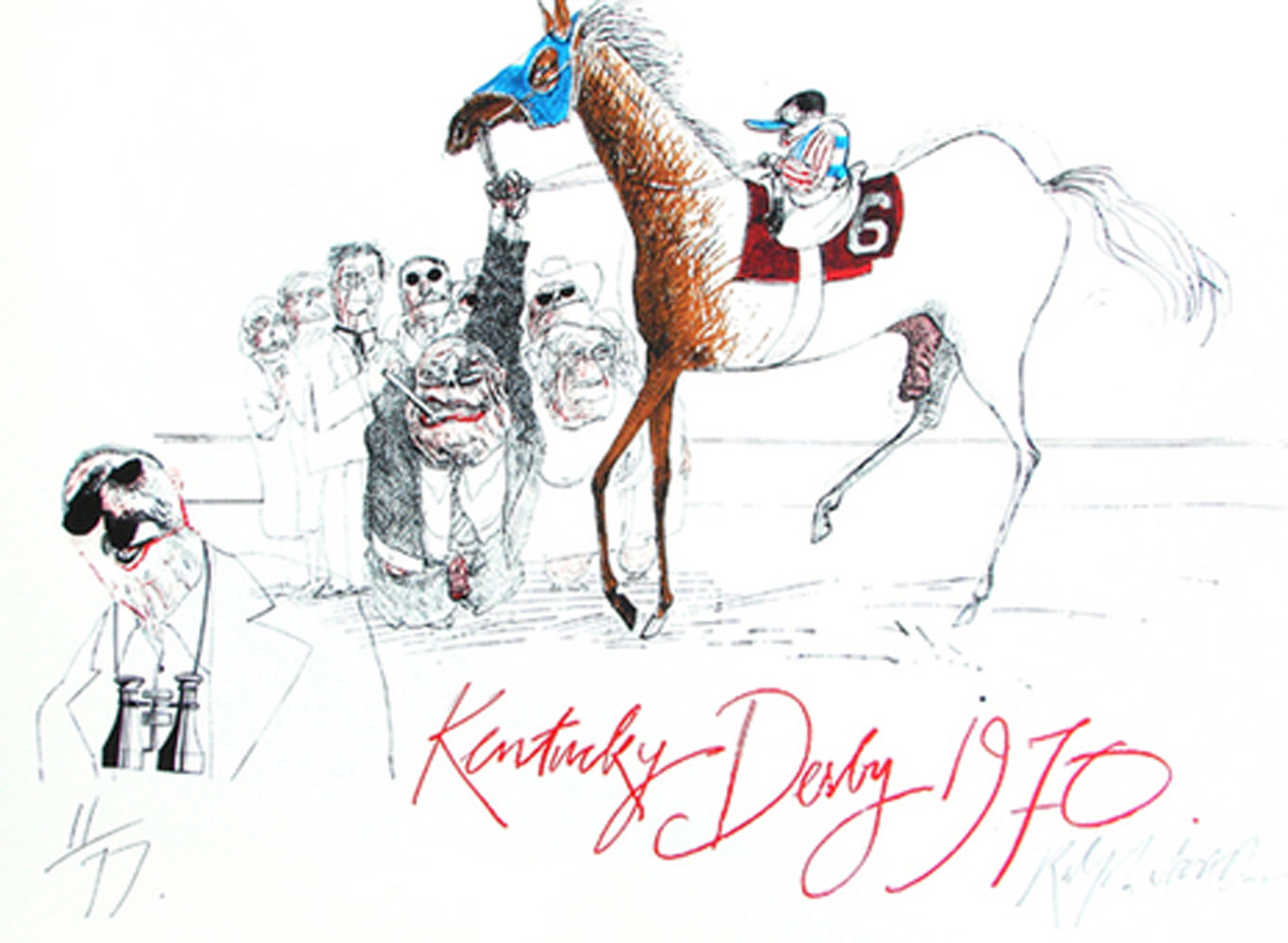 Kentucky Derby is Decadent And Depraved 2000