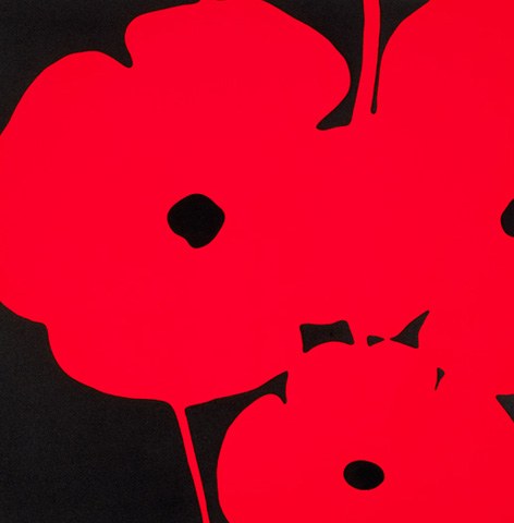 Big Poppies Red 2014