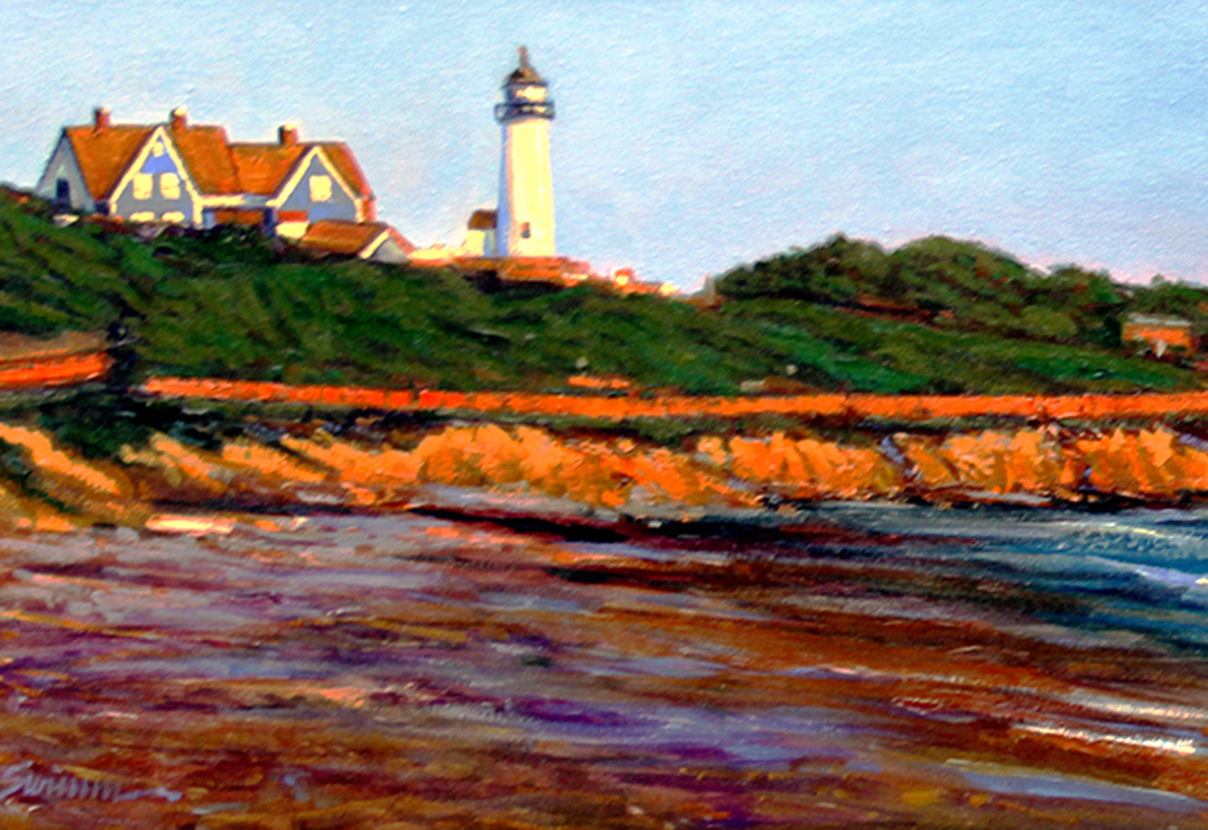 East Coast Light 2018 12x48