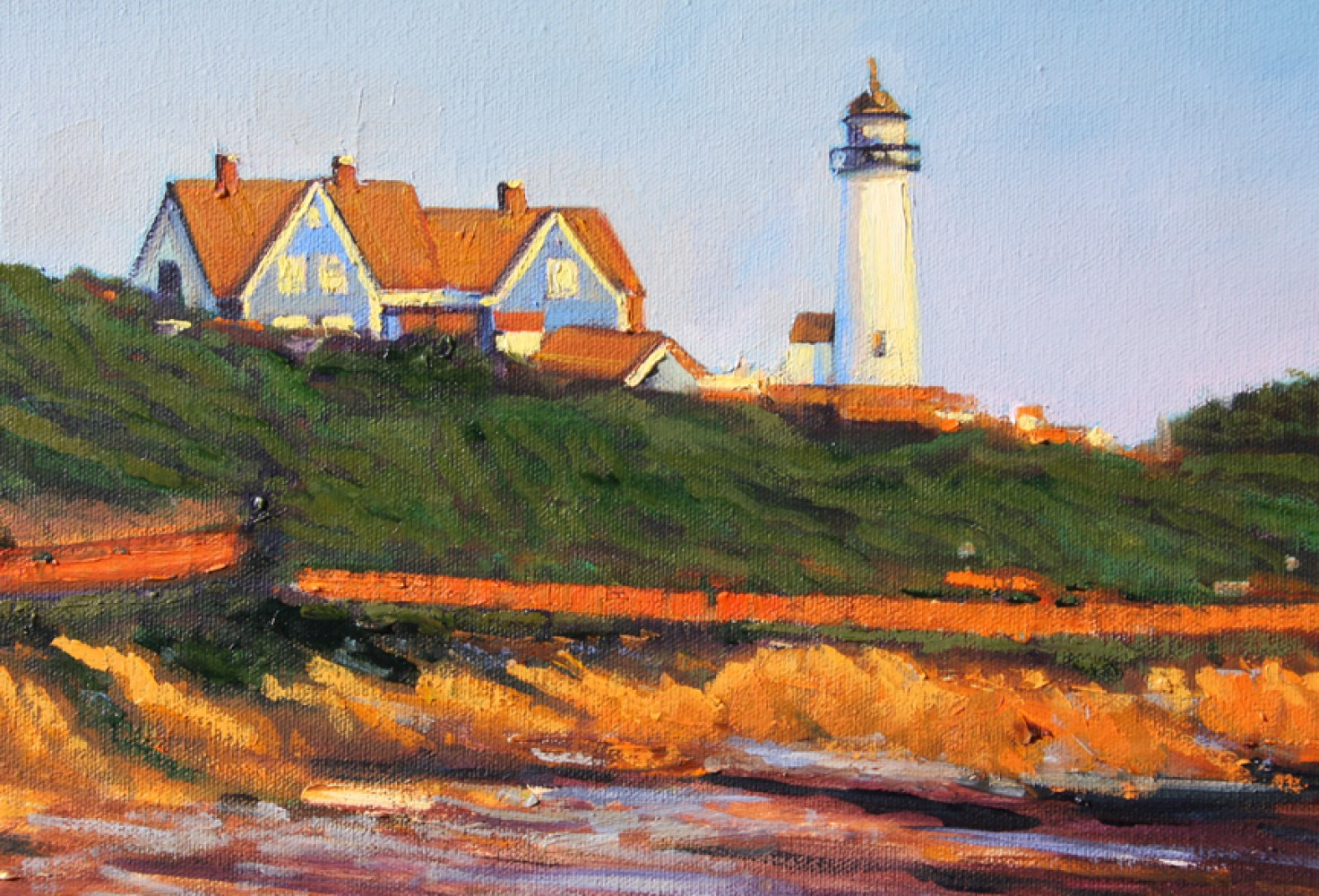 East Coast Light 2011 12x40