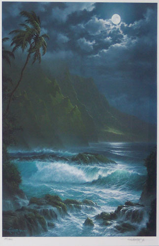 Moonlight Rhapsody Hawaii
