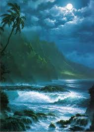 Moonlit Rhapsody, Hawaii 1993