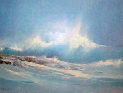 Hawaiian Seascape 1983