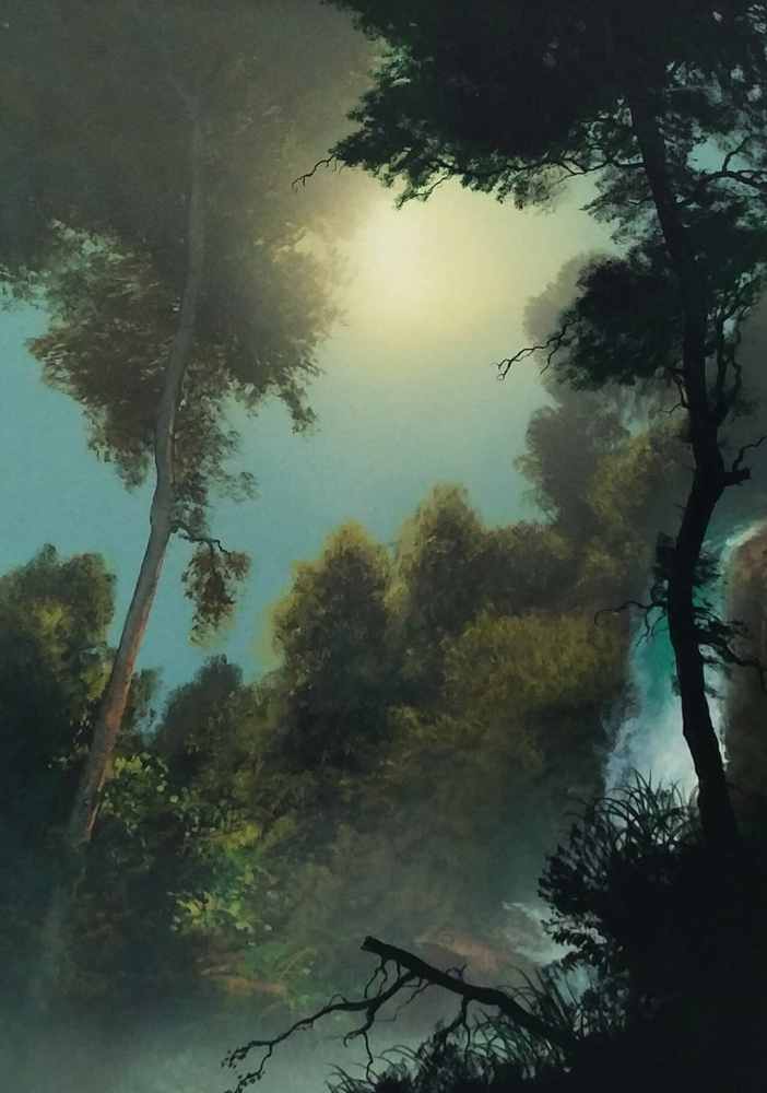 Dale Terbush Oil Painting