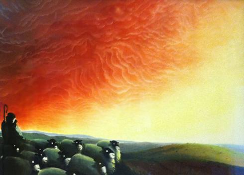 Mackenzie Thorpe Art For Sale