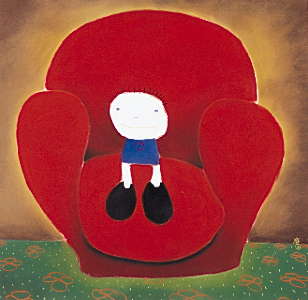 Love Seated 1996