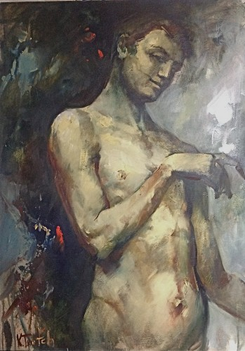 Untitled Male Nude 2003