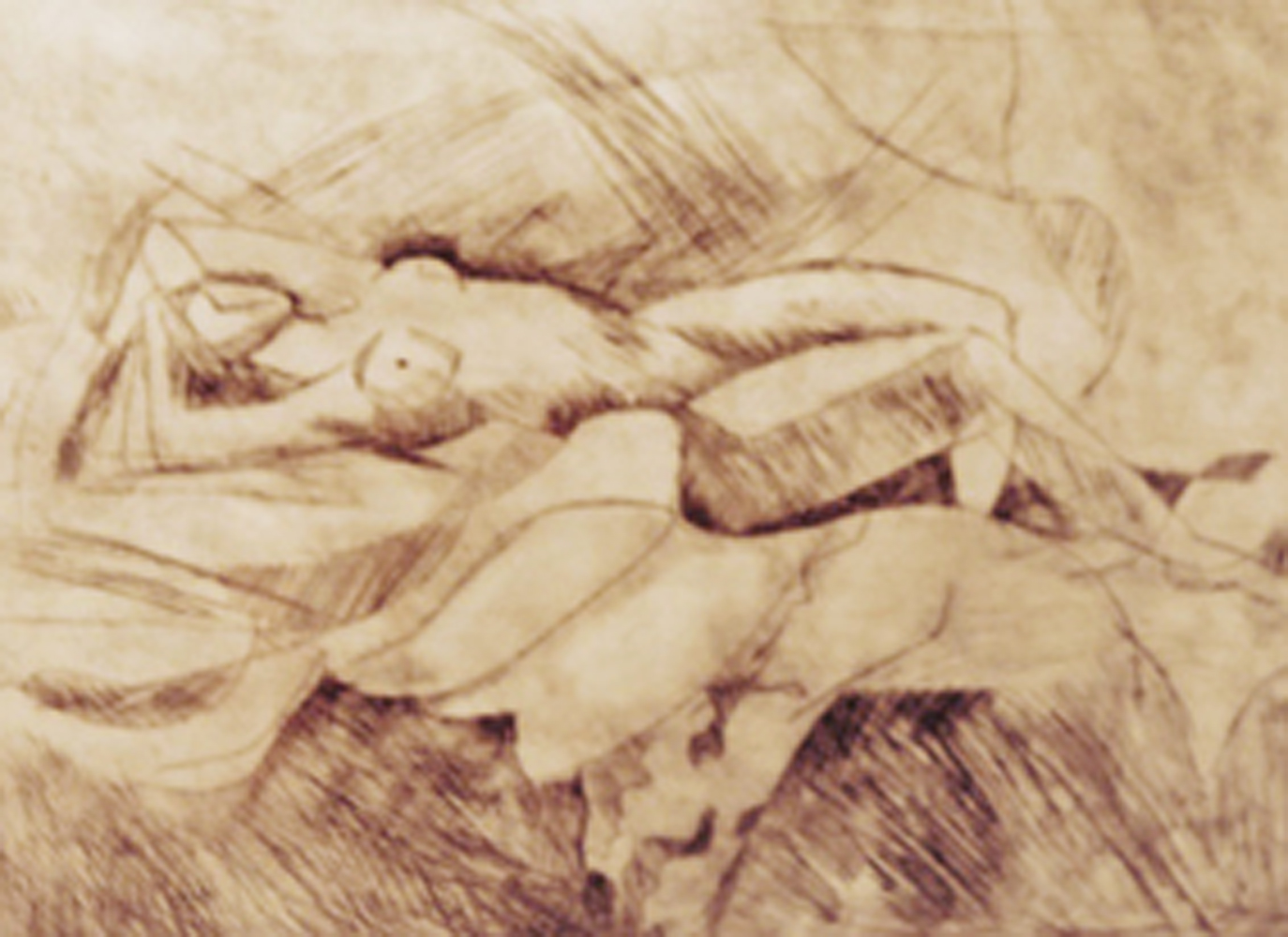 Reclining Nude 1991