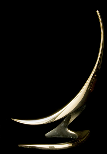 Spirit Bronze Sculpture 22 in