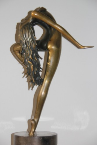 Sundancer Bronze Sculpture 1983 25 in