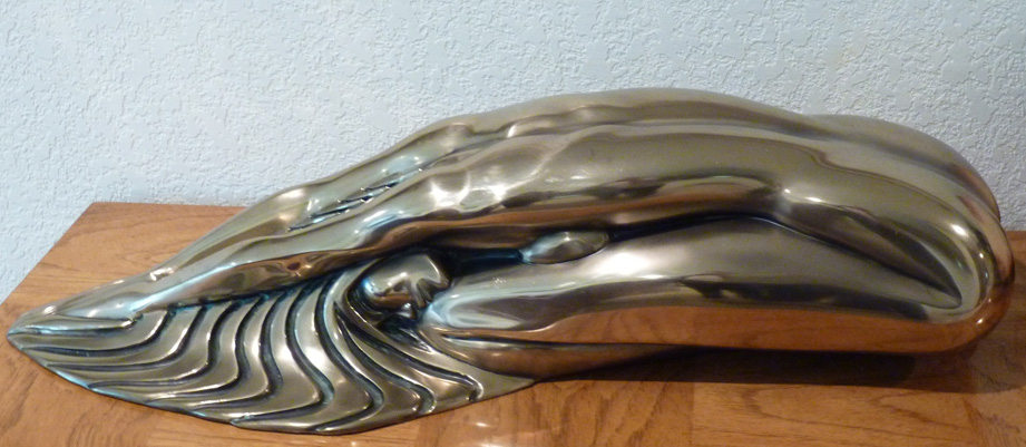 Odette Bronze Sculpture 1981
