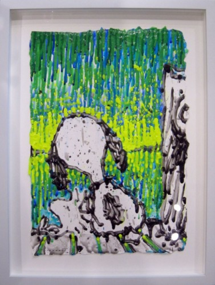 Coconut Couture - Snoopy And  Woodstock 2012 21x16