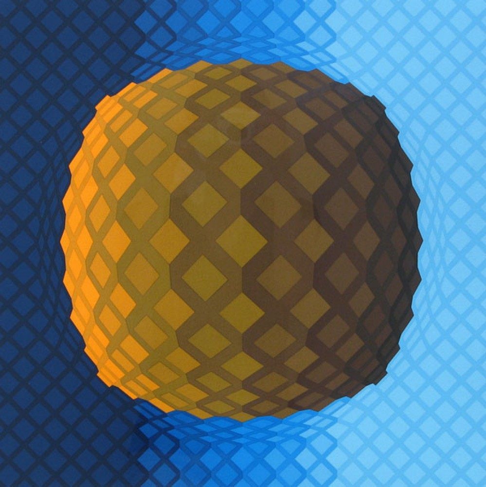Koskota by Victor Vasarely