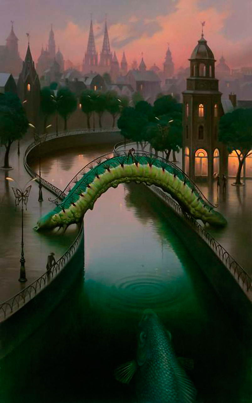 vladimir kush art for sale