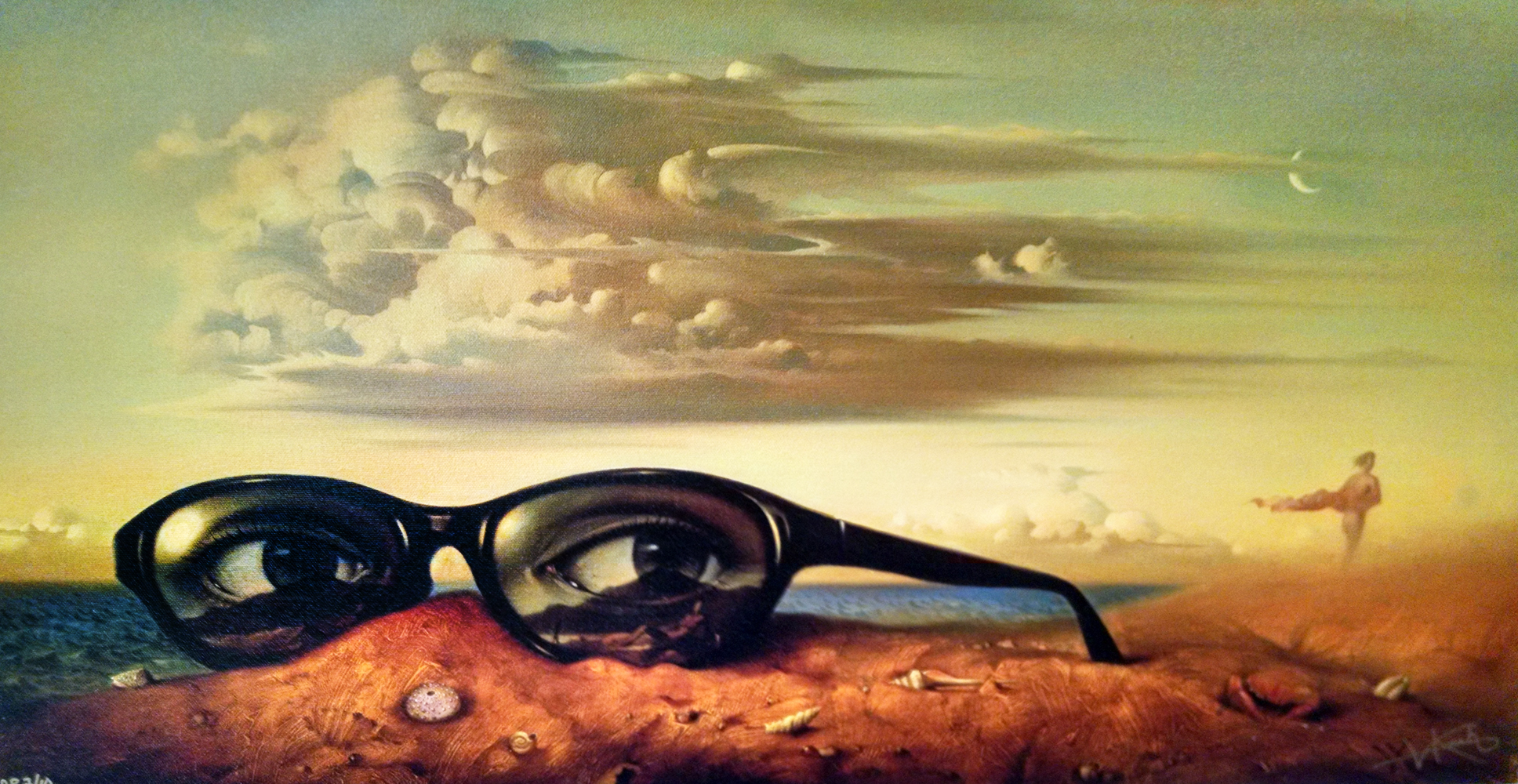 Vladimir kush art for sale for Painting for sale by artist