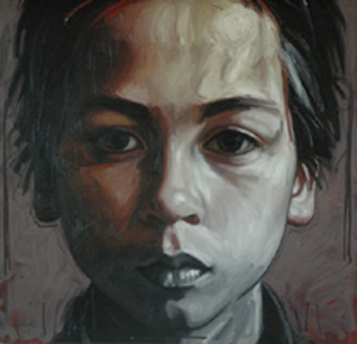 Jerome, My Son 47x47