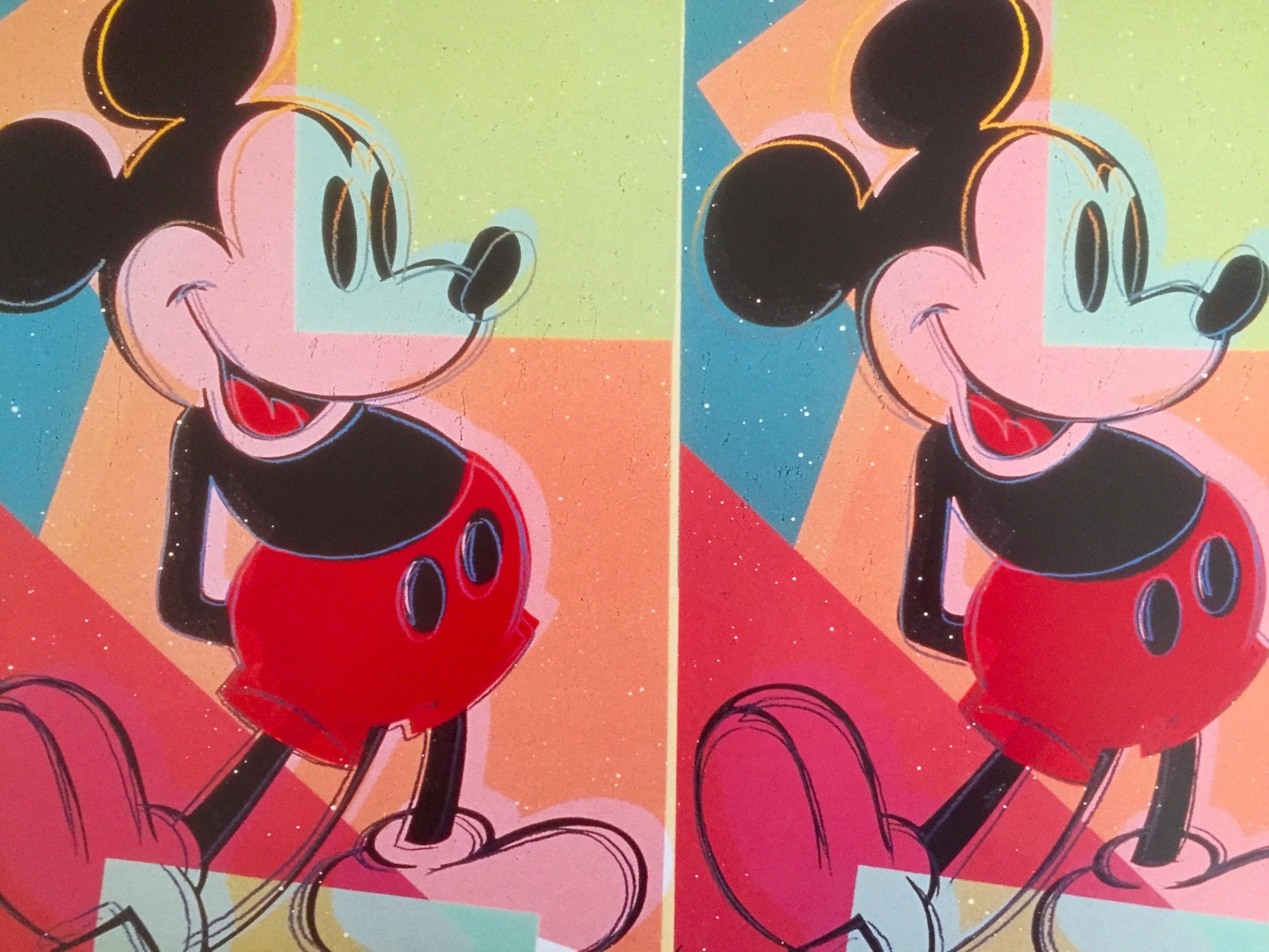 Myths: Mickey Mouse Double Mickey Mouse 1993
