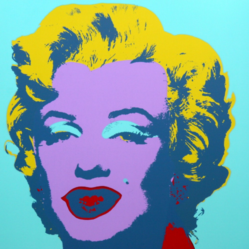 Sunday B. Morning, Marilyn Monroe Suite of 10 Framed