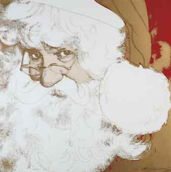 Santa Claus (From Myths) II.266 1981