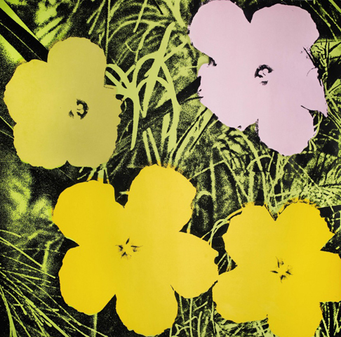 Flowers  FS II.67 1970 by Andy Warhol