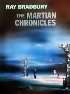Martian Chronicles signed by Ray Bradbury AP