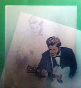 Chuck Berry Original 1/1 (T1617) 1989