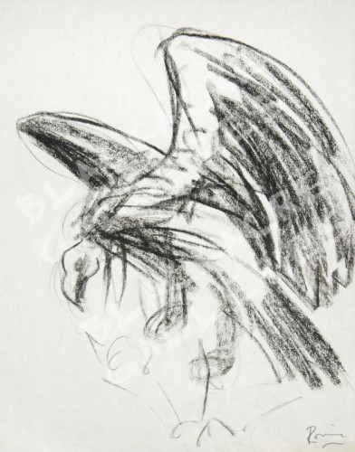 Eagle Sketch - Original