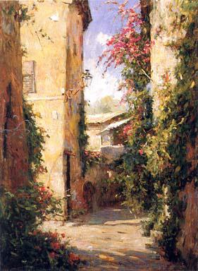 My Castle by Leonard Wren |Leonard Wren Paintings