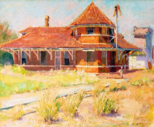 Custom Framing and Fine Art Gallery:Leonard Wren | Las Vegas |Leonard Wren Paintings