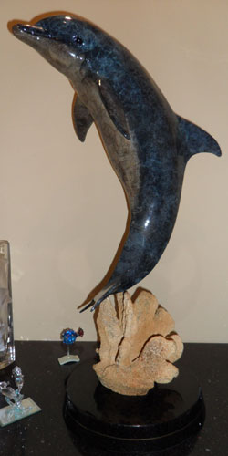 Day Of The Dolphin Sculpture 1998 27 in
