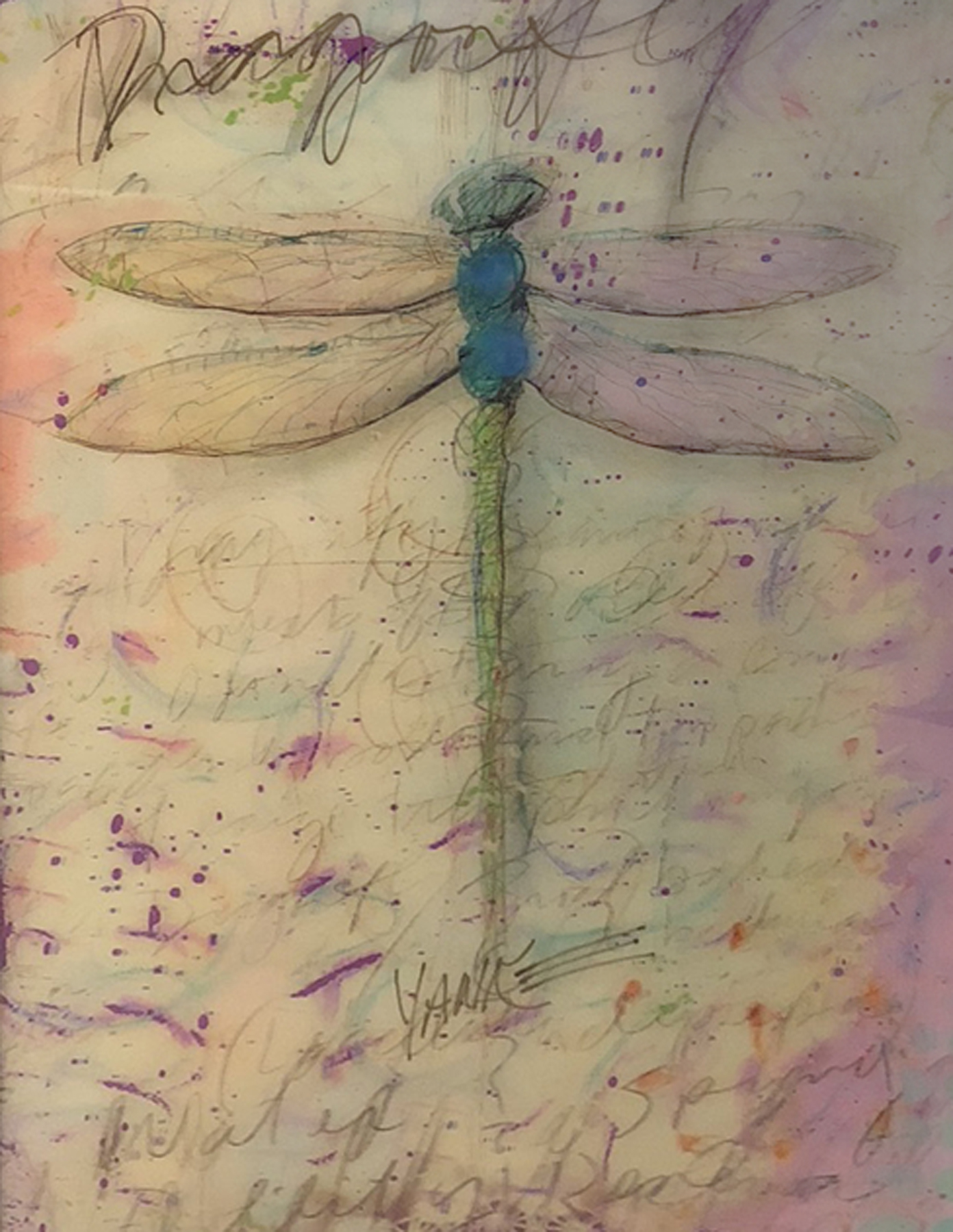 Dragonfly 2012